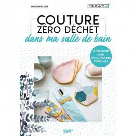 """Livre """"Couture zéro déchet dans ma salle de bain"""""""