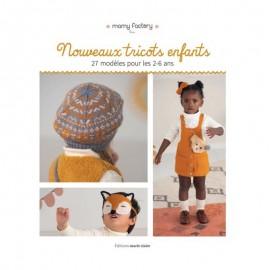 """Livre """"Nouveaux tricots enfants - 27 modèles pour les 2-6 ans"""""""