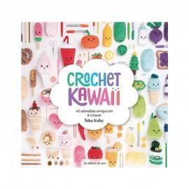 """Book """"Crochet Kawaii - 40 adorables amigurumi à croquer"""""""