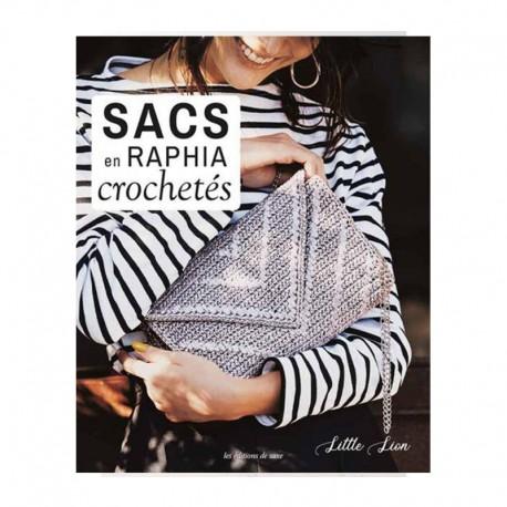 """Book """"Sacs en raphia crochetés"""""""
