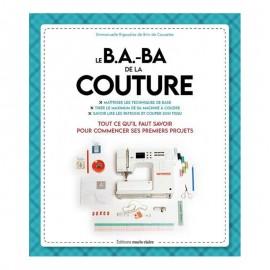 """Livre """"Le B.A.-BA de la couture"""""""