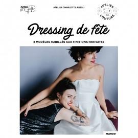 """Livre """"Dressing de fête - 8 modèles habillés"""""""