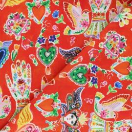 Tissu Coton Dear Stella Viva Mexico - Milagros x 10cm
