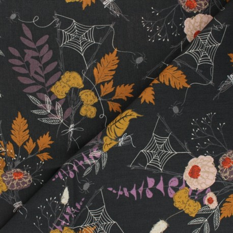 AGF cotton fabric - Spooky 'n Sweet Cast a Spell x 10cm