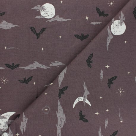 AGF cotton fabric - Spooky 'n Sweet Batty over You x 10cm