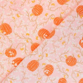 AGF cotton fabric - Spooky 'n Sweet Through the Pumpkin Patch x 10cm