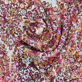 ♥ Coupon 100 cm X 135 cm ♥ AGF Rayon fabric - Fusion Marrakesh - Treasured Marrakesh