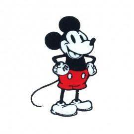 Mickey Original Iron-On Patch - Vintage Mickey