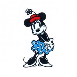 Ecusson Thermocollant Mickey Original - Vintage Minnie