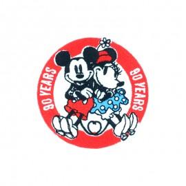 Mickey Original Iron-On Patch - Celebrate Love