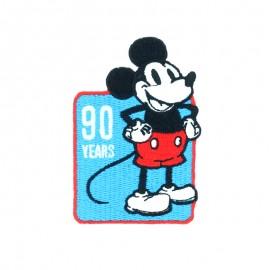 Mickey Original Iron-On Patch - Mickey's anniversary