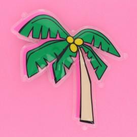 2 appliqués mini-bouées à coudre - Tropical Holidays