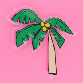 2 mini-floats appliqué to sew - Tropical Holidays