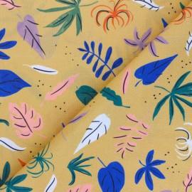 Tissu coton Cloud 9 - Garden of Eden - Verdant x 10 cm