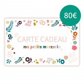 80€ Gift Card