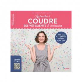 """""""Cousu main: les créations des candidats"""" book"""