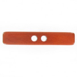 Stick-shaped button - orange
