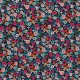 AGF Rayon fabric - Trouvaille - Posy Blaze x 10cm