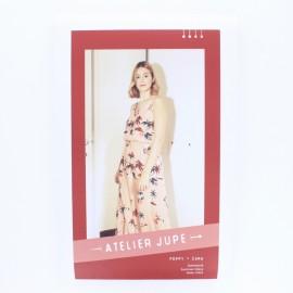 Patron Robe Atelier Jupe - Poppy & Cara