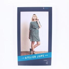 Patron Robe Atelier Jupe - Pippa