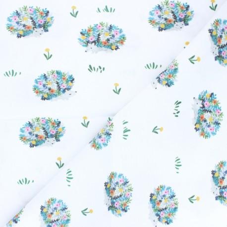 Tissu Coton Dear Stella Here Comes the Sun - Porcupines x 10cm