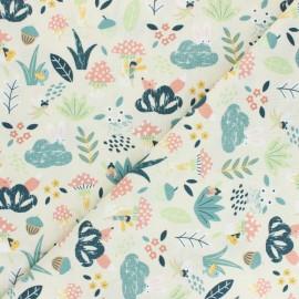 Dear Stella Cotton fabric - Fawned of You Peekaboo x 10cm