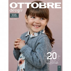 Ottobre Design Kids Sewing Pattern - 4/2020