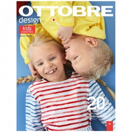 Ottobre Design Kids Sewing Pattern - 3/2020