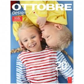 Ottobre Design Kids Sewing Pattern - 3/2020