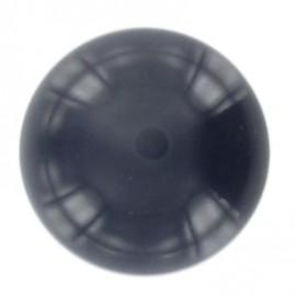 Bouton boule 27mm marine