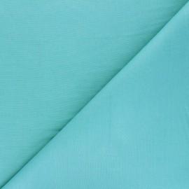 Extra wide cotton fabric (280 cm) - Lagoon x 10cm
