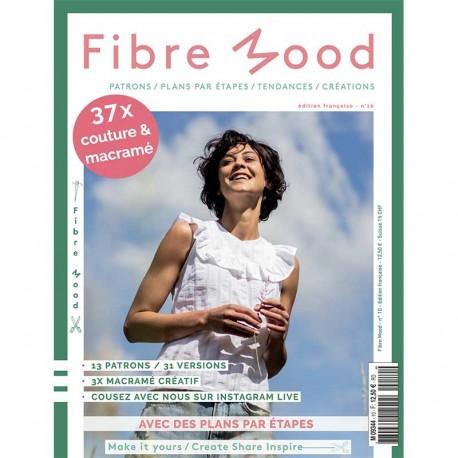 Magazine Fibre Mood - Édition Française n°10