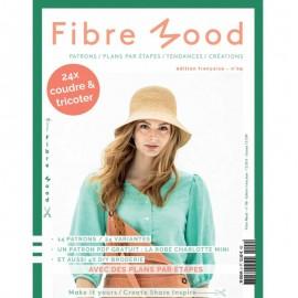 Magazine Fibre Mood - Édition Française n°09