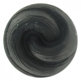 Bouton chignon noir