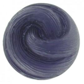 Bouton chignon violet
