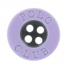 Bouton Polo Club parme