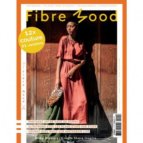Magazine Fibre Mood - Édition Française n°11