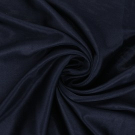 Tissu doublure jersey - bleu nuit x 10cm