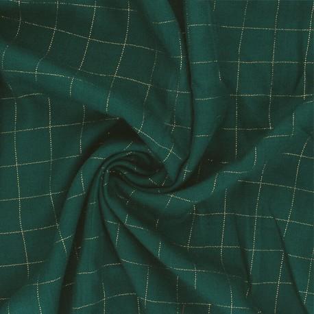 Floral Viscose tissu à armure Sergé-Vendu par Mètre