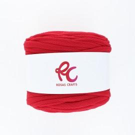 Trapilho piqué Pluma - Rouge