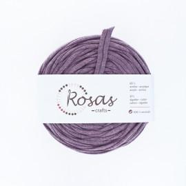 Premium trapilho yarn - purple