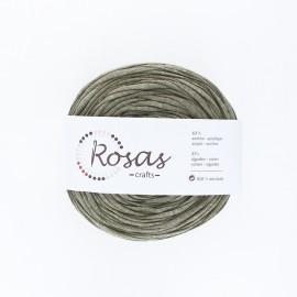 Premium trapilho yarn - khaki green