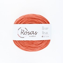 Premium trapilho yarn - orange