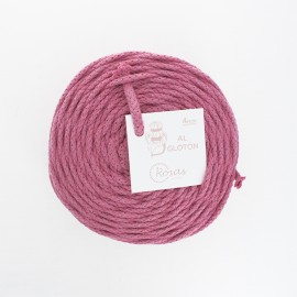 4mm recycled cord - pink