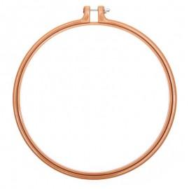 Cadre tambour à broder 22,8 cm Rico Design - Moutarde