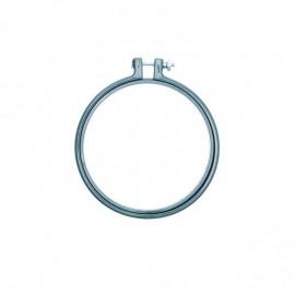 Cadre tambour à broder 12,7 cm Rico Design - Vert de gris