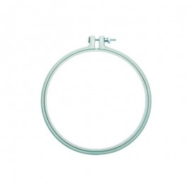 Cadre tambour à broder 15,2 cm Rico Design - Mint