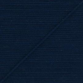 Elastique masque Colorama 2,5 mm - Bleu marine