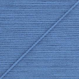 Elastique masque Colorama 2,5 mm - Bleu houle
