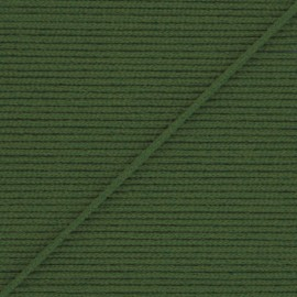 2,5 mm Facemask elastic - khaki green Colorama